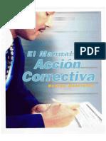El Manual de La Accion Correctiva