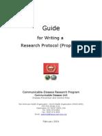 Res Protocol
