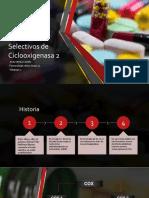 Inhibidores Selectivos de Ciclooxigenasa 2