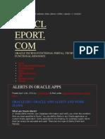 Alert_ Alerts in Oracle Apps_Human Resource