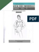 Tecnica Dei Modelli Donna 2
