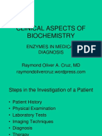 Clinical Aspects of Biochemistry