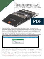 Artículos Discos Duros SSD
