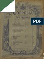 Delibes - Coppelia, Valse de La Poupee