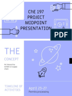 ChE 197 Project Proposal