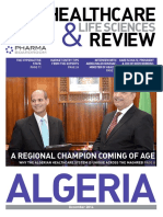 Algeria Pharma Market