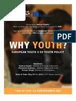 Program - European Youth 4 EU Youth Strategy
