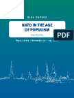 NATO in the Age of Populism