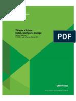 VMware VSphere Install & Configure Manage V6.5-1