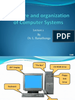 Structure and Organisation of Computer Systems (L2)