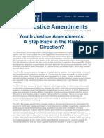 youth justice amendments 2