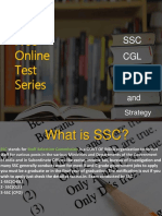 SSC CGL Preparation Tips and Stratedy