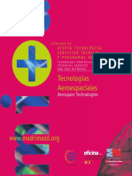 Catalogo Tecnologias Aeroespaciales