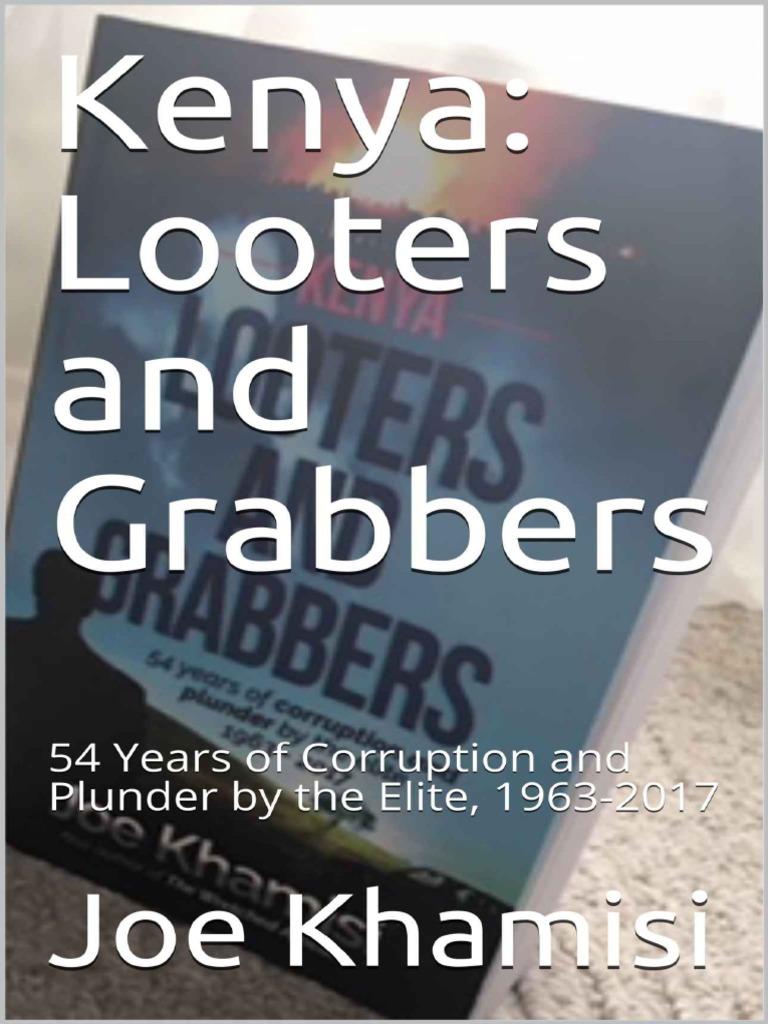 cce490c11e87 Kenya Looters | Kenya | Corruption