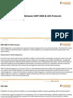 KWP200 vs UDS Protocol