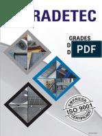 Catalogo Grades de Piso Degraus 2014