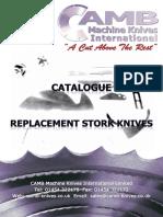 CAMB - Machine Knives International