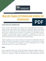 Buy Chemical in Delhi