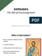 Barnabas Final