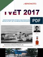 TVET 2017 ~ MOHR