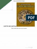 Pompei Don Leonardo Maria - I Sette Vizi Capitali