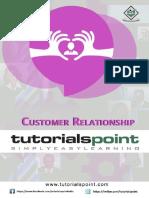 Customer Relationship Management Tutorial