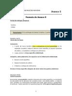 Lengua 1 2018.1 Avance 0 (Formato y Ruìbrica) (1)