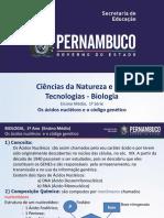 Os ácidos nucléicos e o código genético.pptx