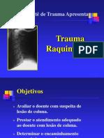 A07 Trauma Raquimedular