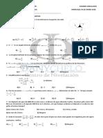 Simulacro de Examen Fcyt 24 de Enero 2018