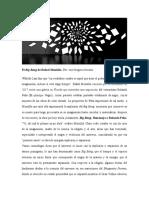 El Big Bang de Rafael Montilla.