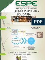 Economia Popular y Solidaria 161104181107