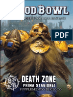 Blood Bowl - Death Zone Sprima Stagione (Supplemento)