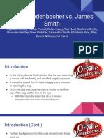 orville redenbacher vs