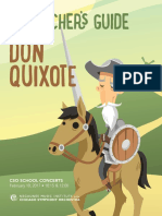 Teachers Guide Don Quixote