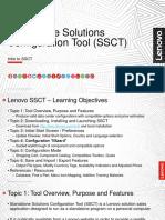 SSCT Intro Training
