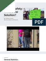 school safety presentation