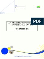 Ea Economic Research Report on Poverty in MP Nov 2013