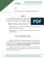 CAM Flex Processo Civil Aula 11