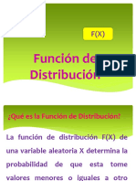 Copia Para El Alumno Función de Distribución