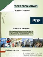 PPT. Sector Terciario