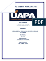 Geografia Universal Actividad II (1)