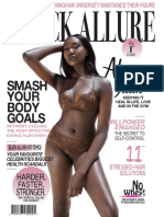 Black Allure Magazine