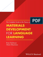Brian Tomlinson-The Complete Guide to the Theory and Practice of Materials Development for Language Learning-wiley (2018)