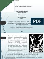 Modelos de Intervención-maira Díaz