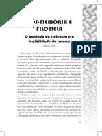Vecchi Post-memory