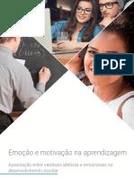 Associação Entre Variáveis Afetivas e Emocionais No Desenvolvimento Escolar - PDF1