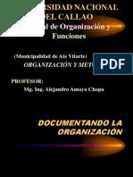 Manuales de La Organizacion