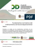 Fundamentos Normativos POD