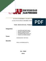 Oym Medicion Del Trabajo Monografia (1)